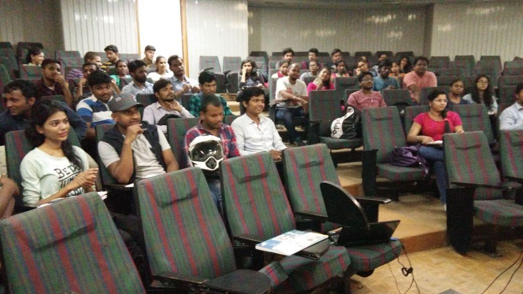Marathwada Mitra Mandal Pune session