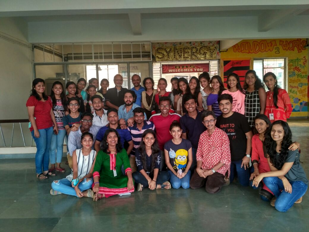 Sathye college writing skills workshop 2017