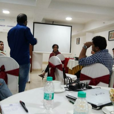 Short film session at Dadar, Mumbai